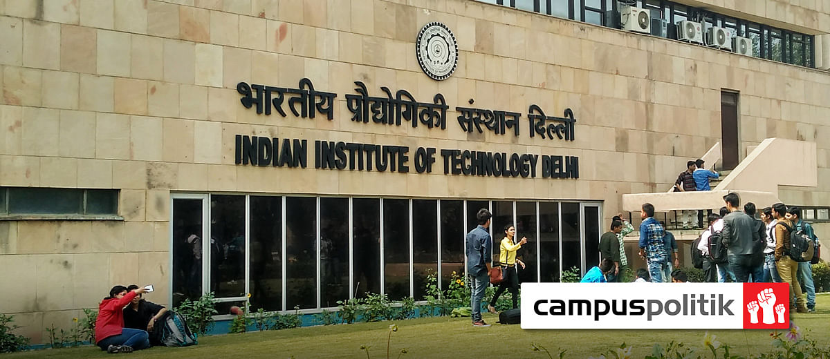 IIT proposes to increase M Tech fees by 900%