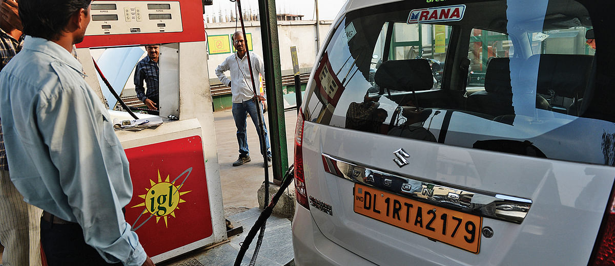 Why Arvind Kejriwal needs to exempt private CNG vehicles from the odd-even scheme