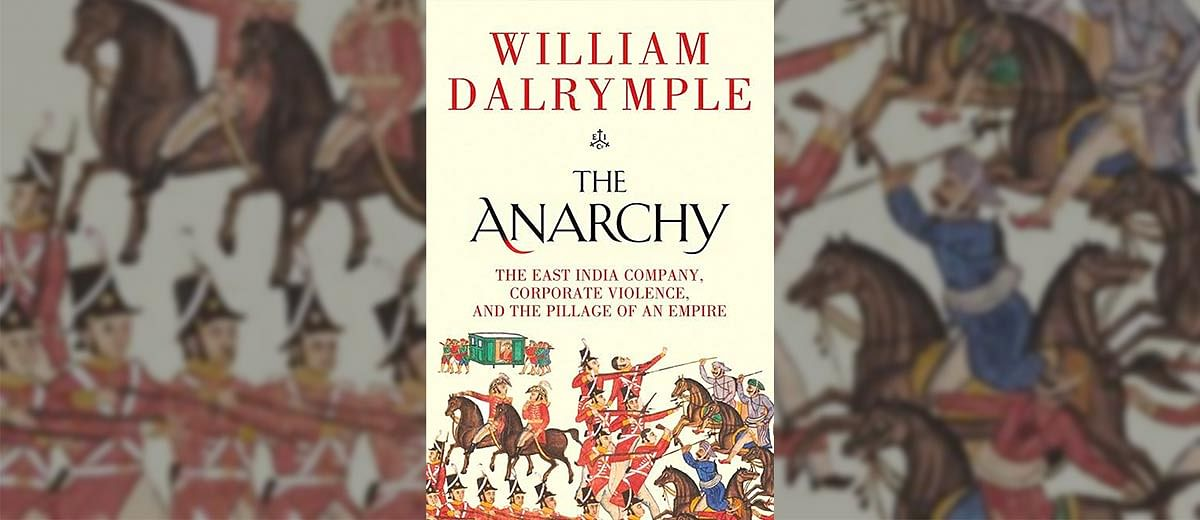 'The Anarchy': How the East India Company helped shape the modern global corporation