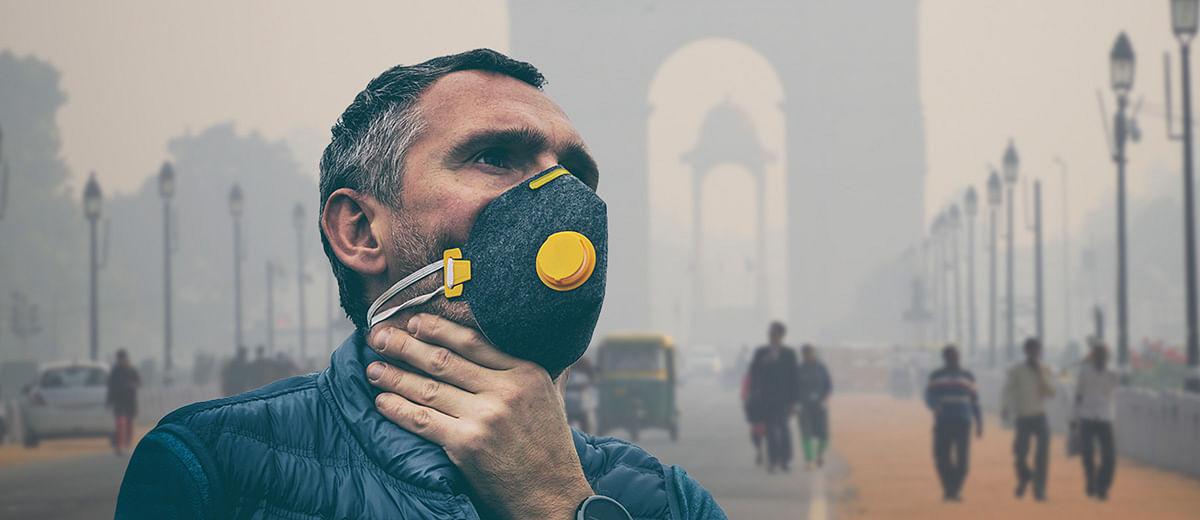वायु प्रदूषण बीमारियों की महामारी का दरवाजा खोल सकता है