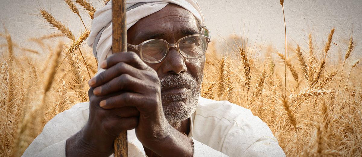 मोदी सरकार की खराब नीतियों और बुरे फैसलों की वजह से किसान बदहाल