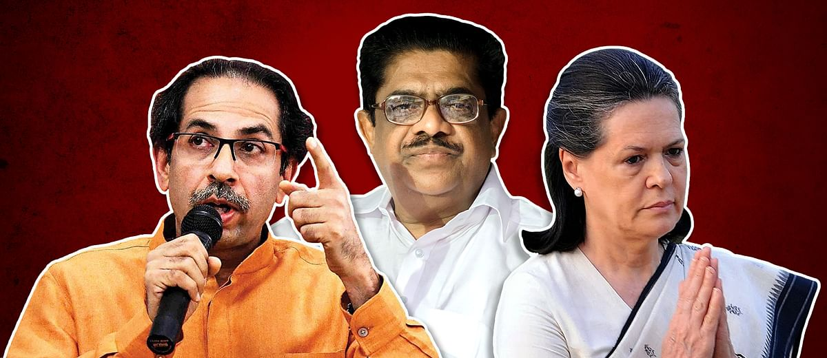 Maharashtra: Did Kerala Congress leaders scupper the party's deal with Shiv Sena?