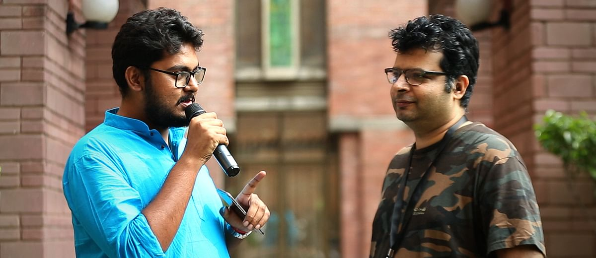 The Media Rumble interview: Amit Varma on podcasts