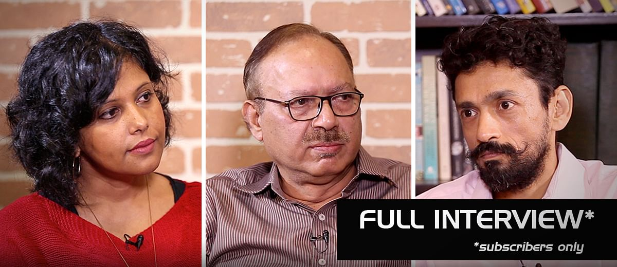 NL Interviews: Sunil Gupta and Sunetra Choudhury on their book 'Black Warrant'