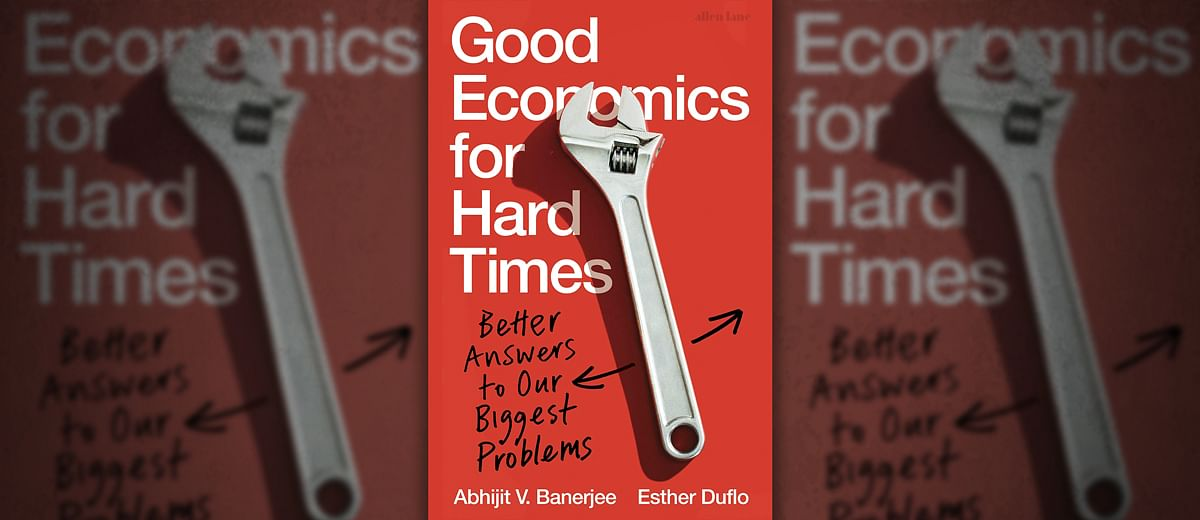 'Good Economics for Hard Times' is an excellent ready reckoner of the world we live in