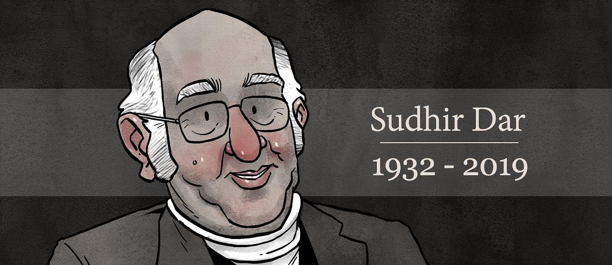 Sudhir Dar showed us there was more to everyday Indian life than just politics