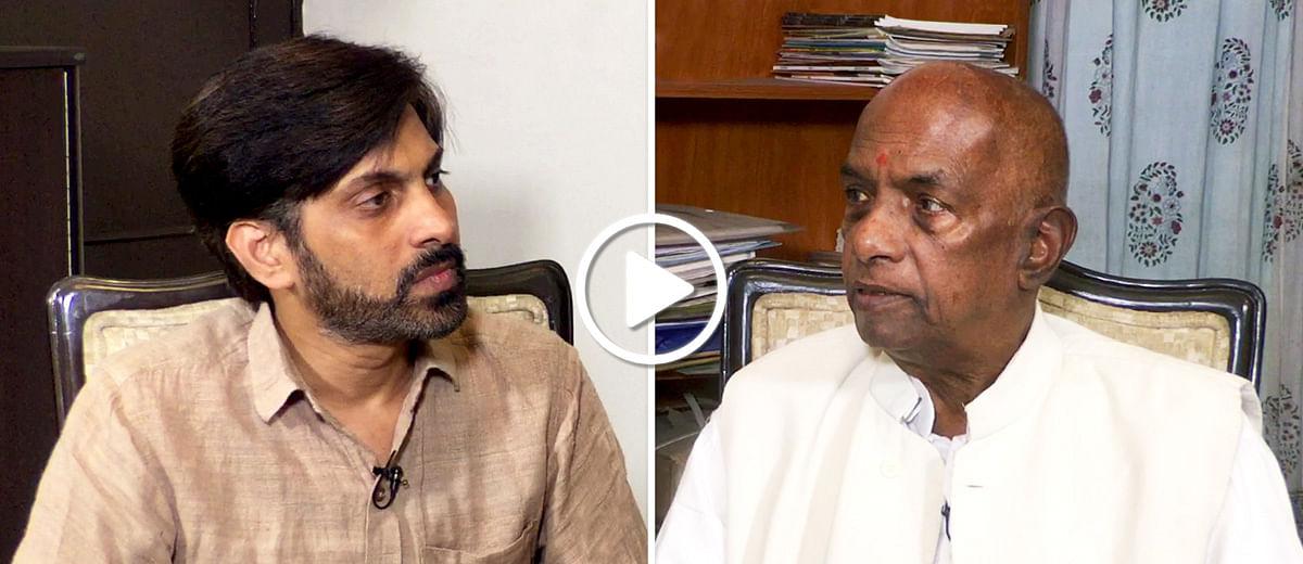 के एन गोविंदाचार्य: सरकार ने नहीं सुना तो जाना पड़ा सुप्रीम कोर्ट