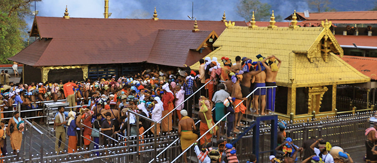 No end in sight for Sabarimala row, Supreme Court refers review plea to larger bench
