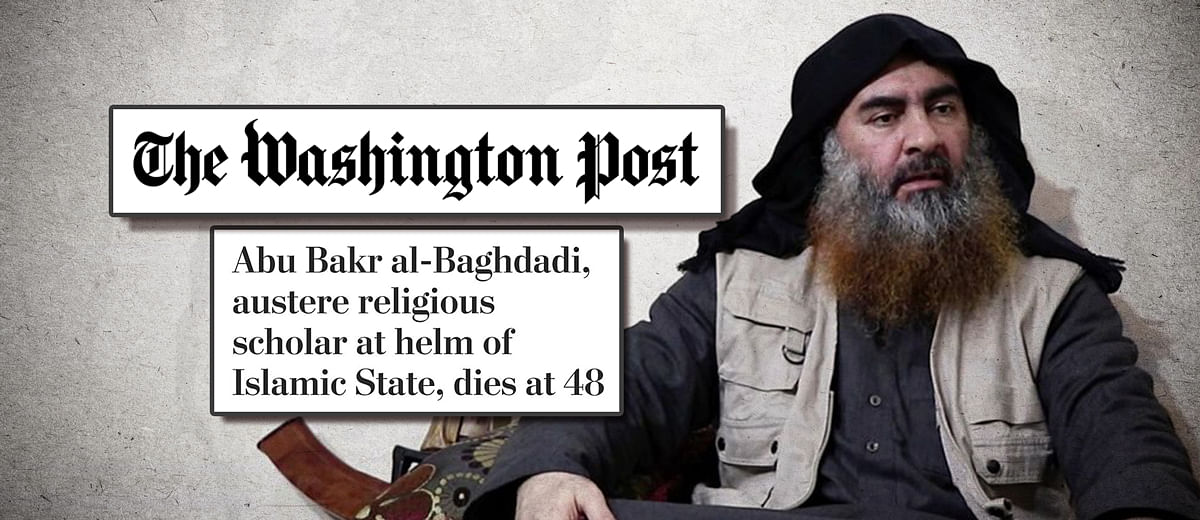 What the controversy over Washington Post's Abu Bakr al Baghdadi headline tells us about American news media