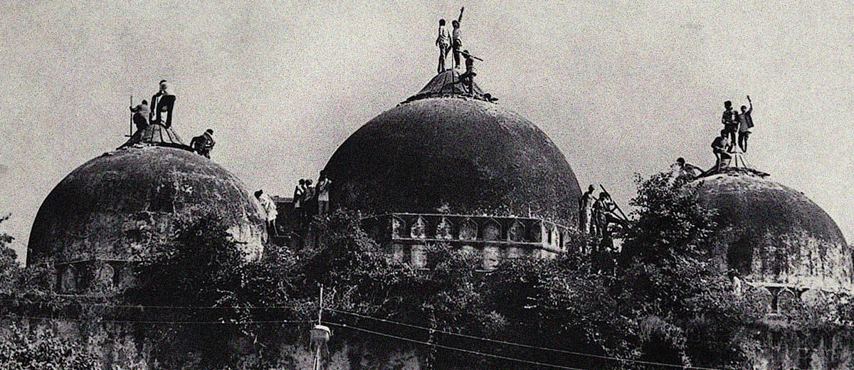 The other Ayodhya matter: Babri Masjid demolition case against Sangh Parivar leaders is nowhere near closure