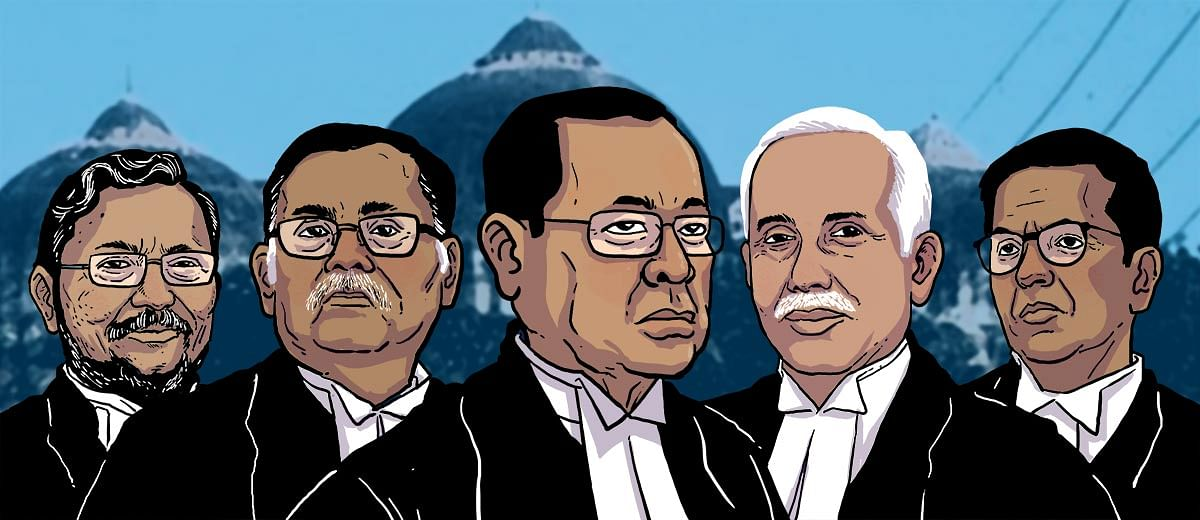 Ayodhya case: Meet the five judges who delivered the historic judgement