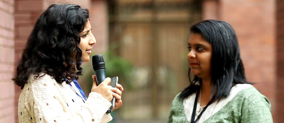 The Media Rumble interview: Padma Priya on the evolution of podcasts