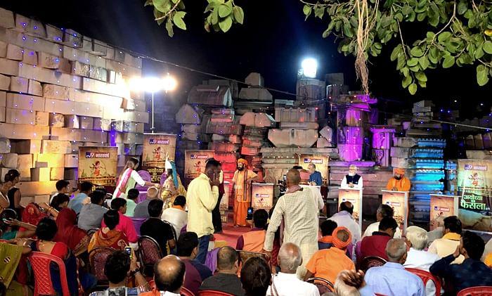 Lights, Camera, Jai Shri Ram! A reporter's account of news debates live from Ayodhya