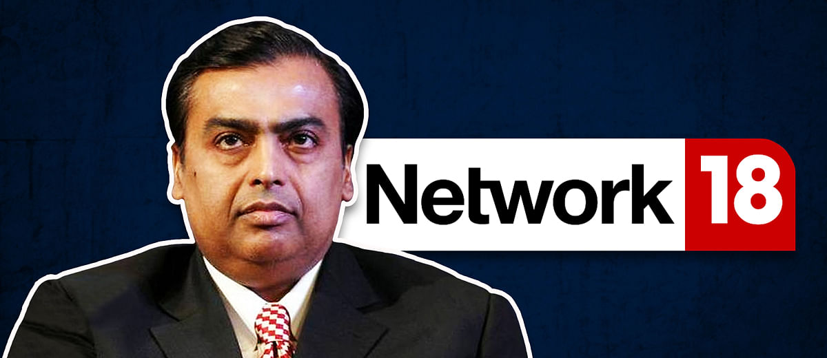 Why Mukesh Ambani's Reliance may be looking to exit the media business