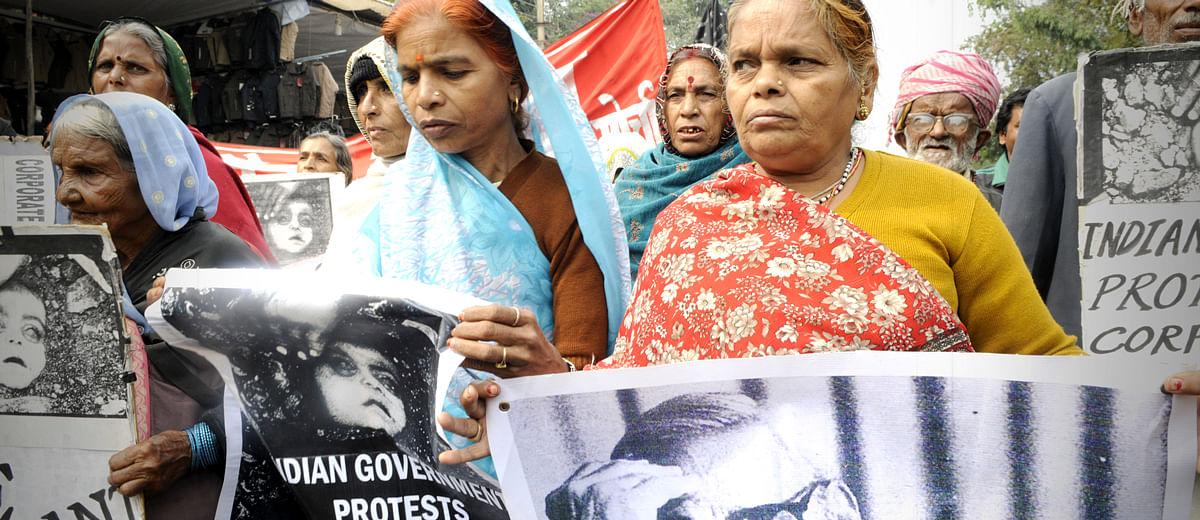 भोपाल गैस त्रासदी: 35 साल बाद भी नहीं मिल पाया पीड़ितों को इंसाफ़ और मुआवजा