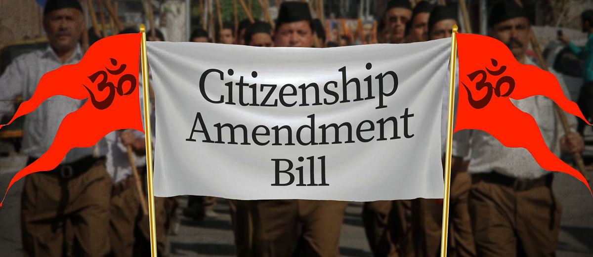 Citizenship Bill: Narendra Modi is fulfilling an old demand of RSS