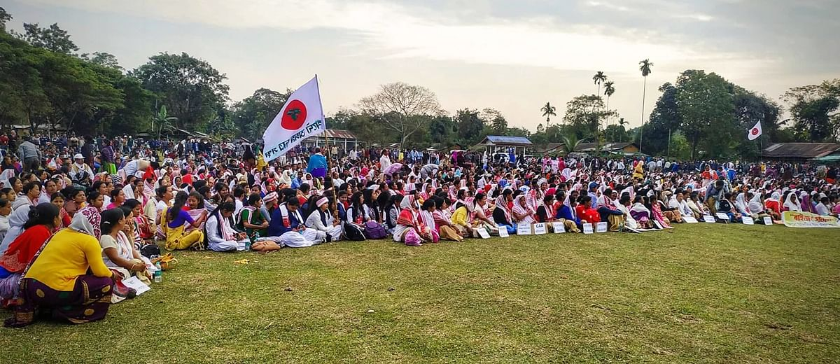 Citizenship law protests: Devastated by mob violence, this eastern Assam town is struggling to get back on track