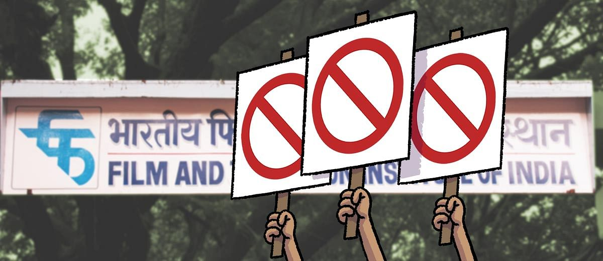 Why Pune's FTII, of 2015 strike fame, is not protesting against the citizenship law