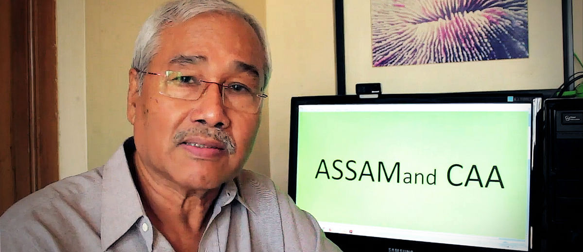 Pan-India citizenship law protests should accommodate identity concerns of the Northeast: Filmmaker Jahnu Barua