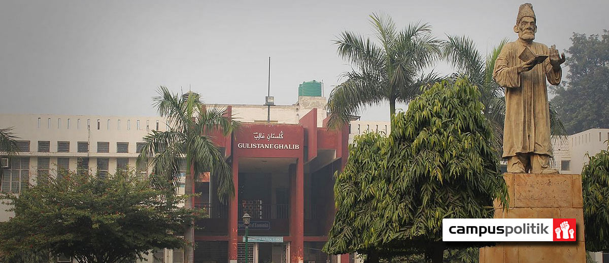 'Undeclared emergency' in Jamia Millia: Students beaten up, teargassed by Delhi police