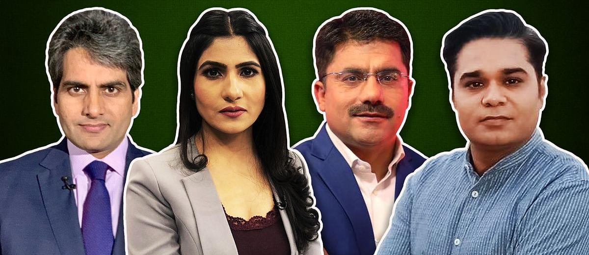 Tricks of trade: How Hindi TV news anchors are delegitimising citizenship law protests