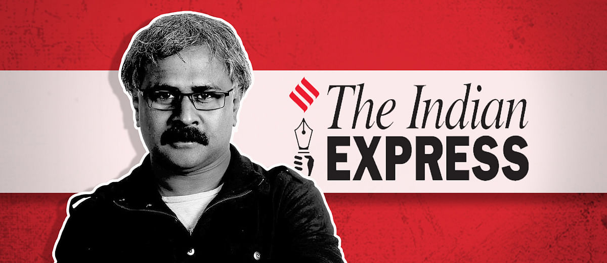 Indian Express photo editor facing sexual harassment allegations resigns