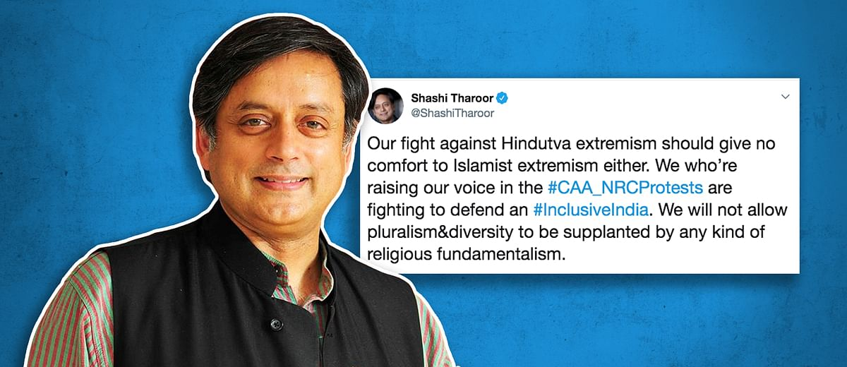 Shashi Tharoor and the majoritarian strain that afflicts Indian liberalism