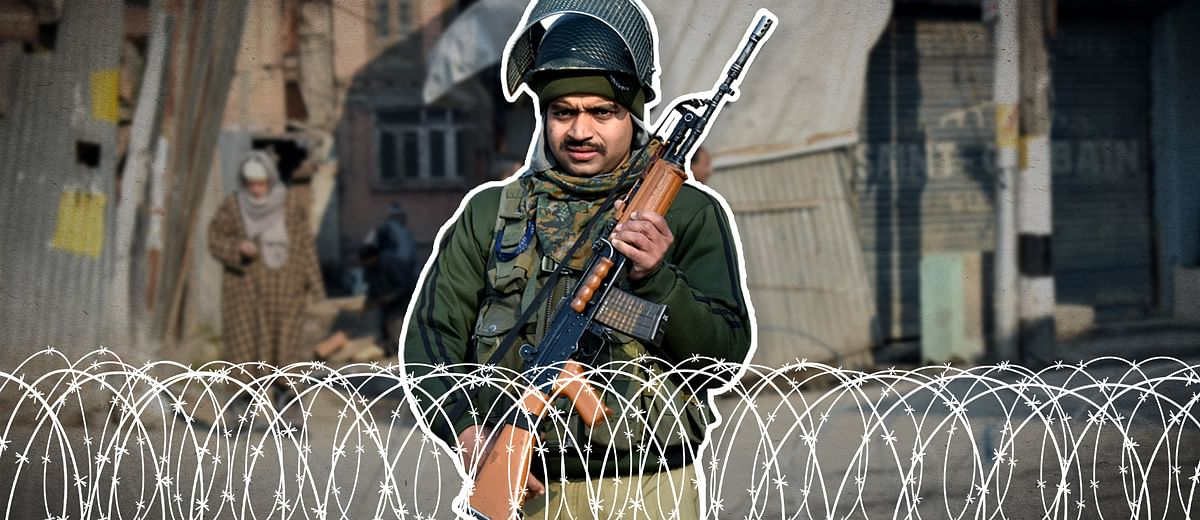 Terror in Kashmir has a new edge, and regional uncertainty makes it worse