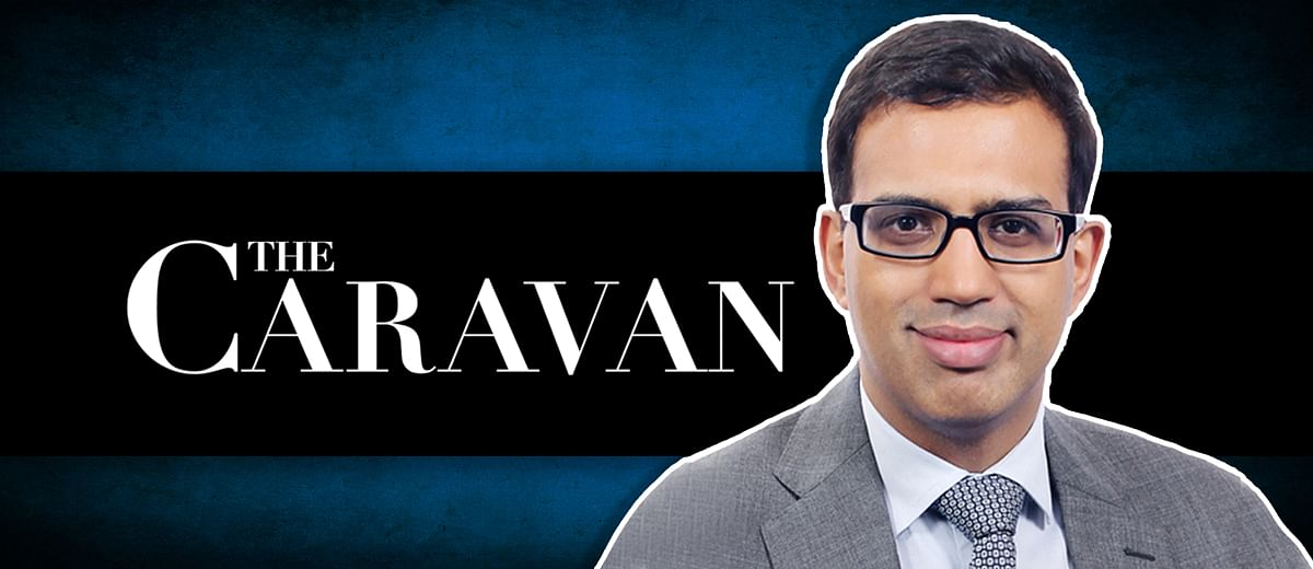 Vivek Doval vs The Caravan: 'I'm a bit uncomfortable,' his business partner says to questions about black money