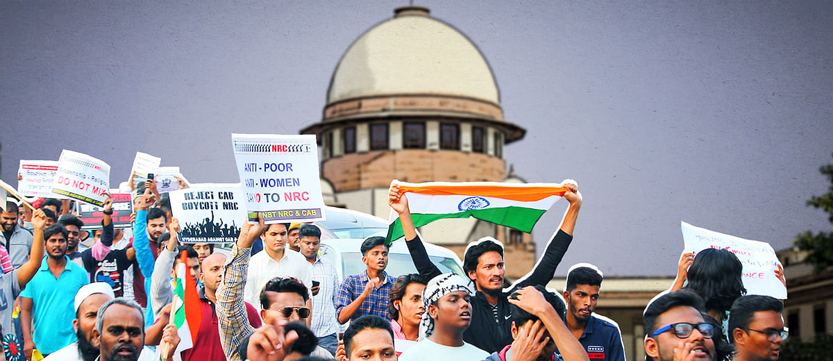 Citizenship law protests: How India's courts have handled cases brought by detainees, police