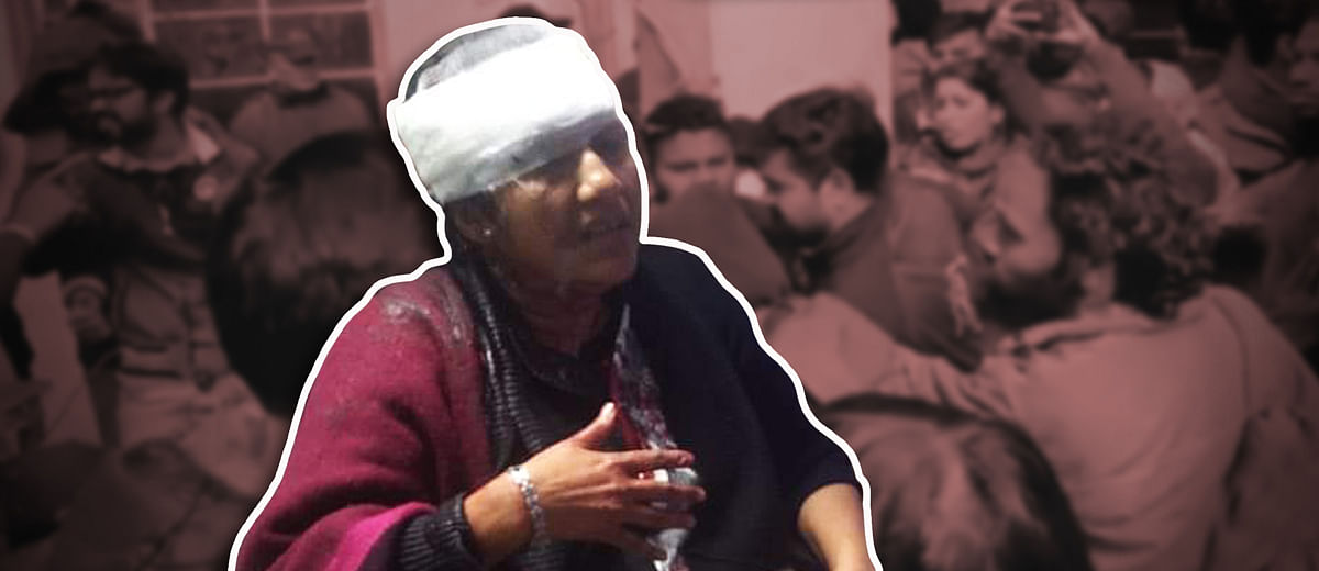 'They wanted to teach a lesson in terror': An account of Sunday night violence at JNU