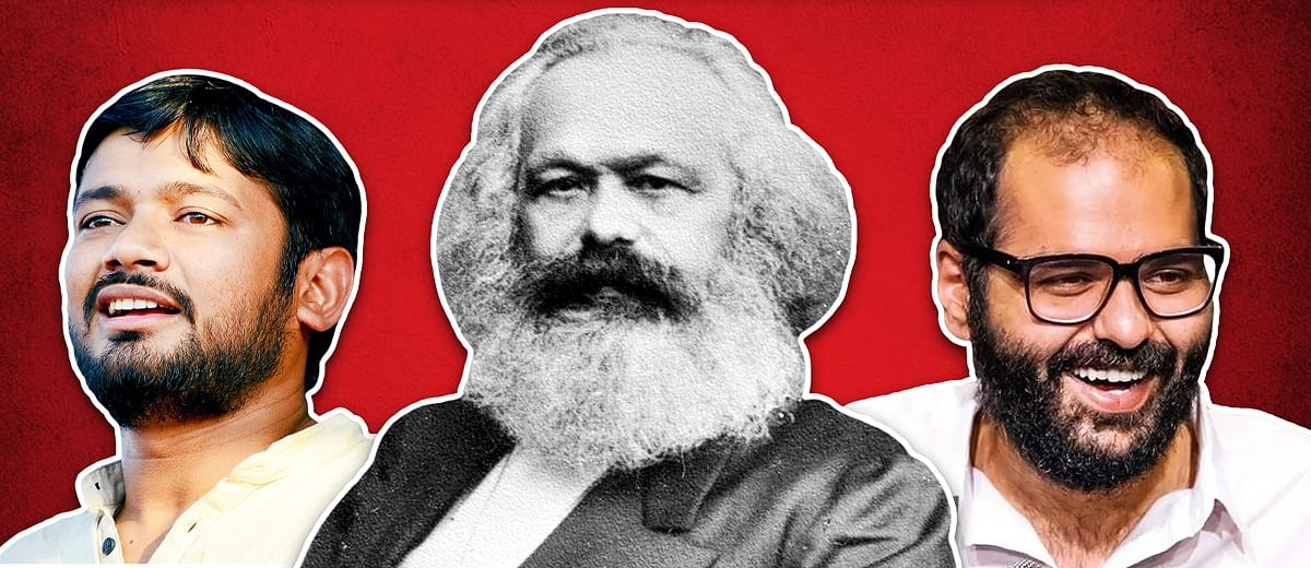 Why Indian liberals should be wary of using Karl Marx as a metaphor for their vision