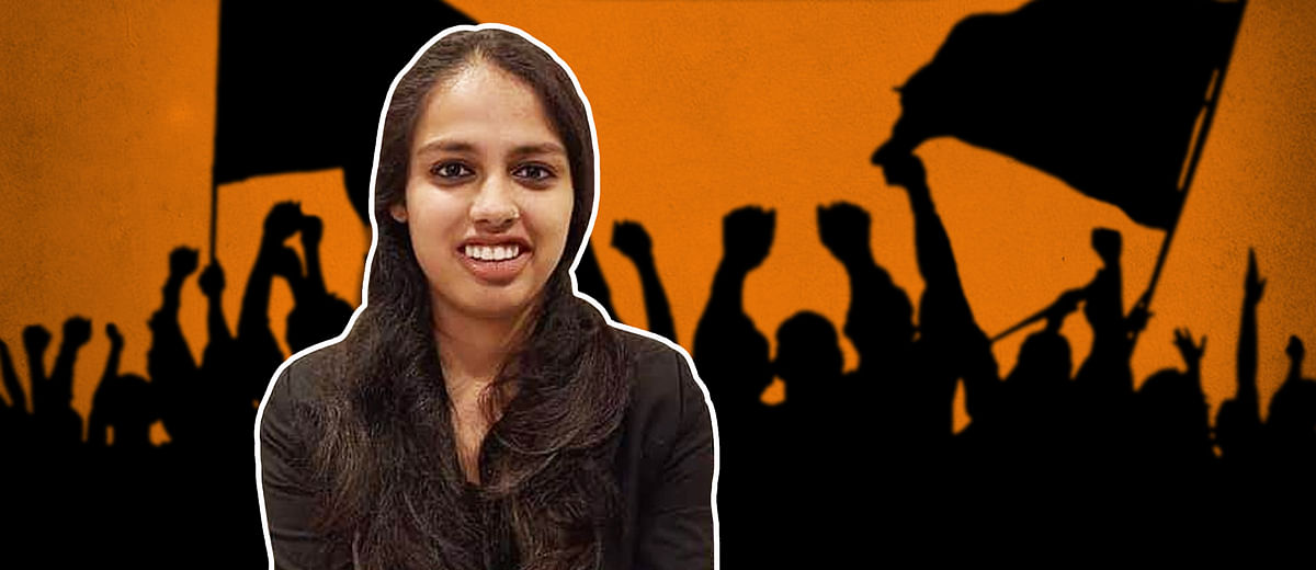 Meet Surya Rajappan, the Delhi lawyer who had to leave her house for protesting against Amit Shah