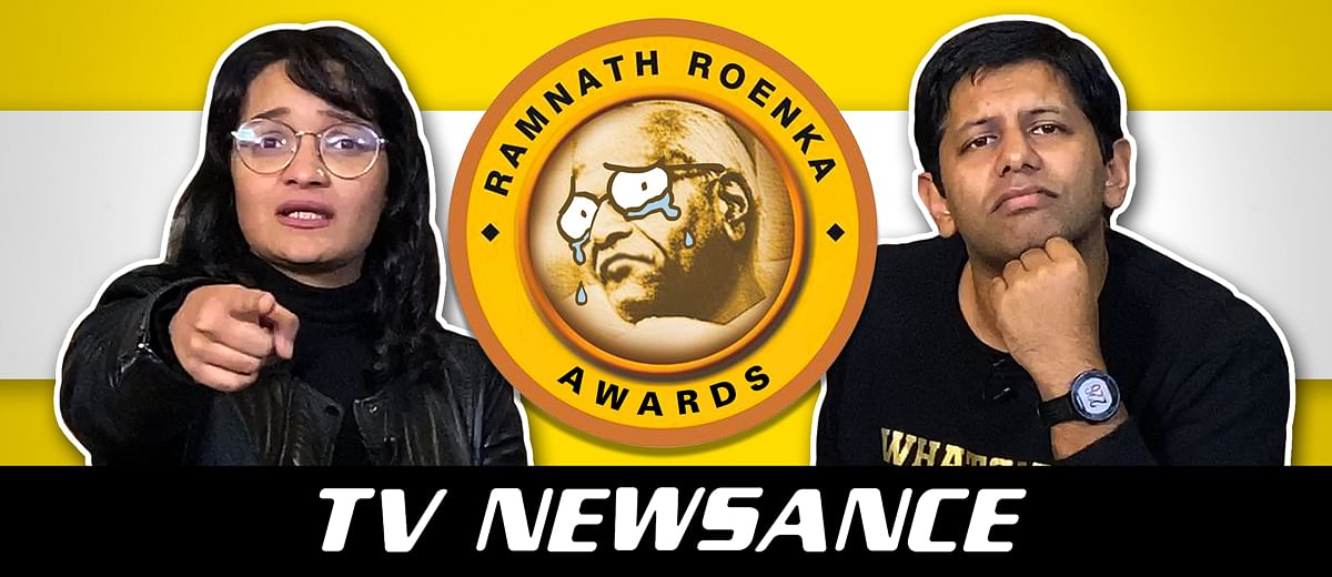 TV Newsance Episode 73: Ramnath Roenka Awards! Rewarding the Worst of Journalism in 2019 and One Exception