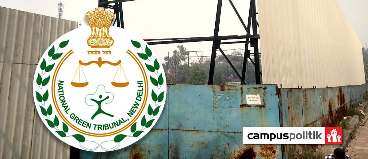 Green court stops construction of skyscraper next to Delhi University