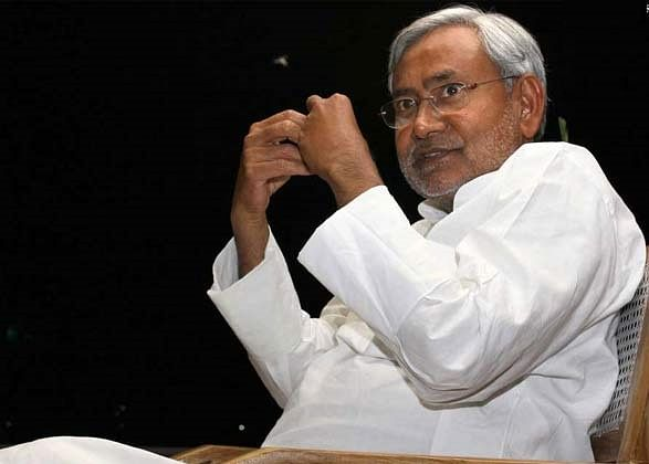 BJP distancing from Nitish