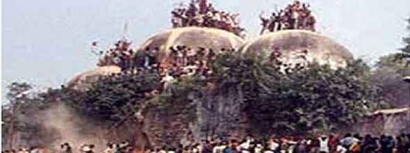 Prohibitory orders in Ayodhya for 25th anniversary of disputed structure demolition