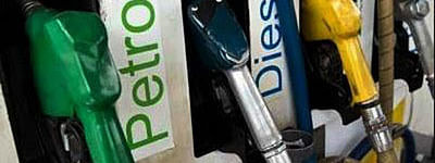 Petrol rates up by 7 p/l & diesel in range of 4-6 p/l