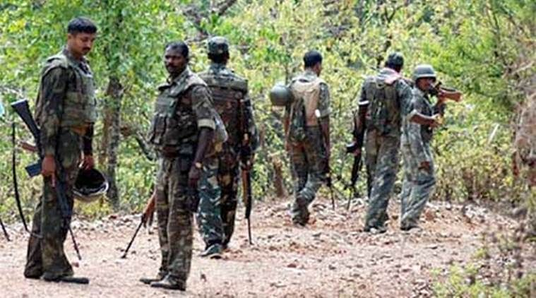 Three naxals arrested near Chennai