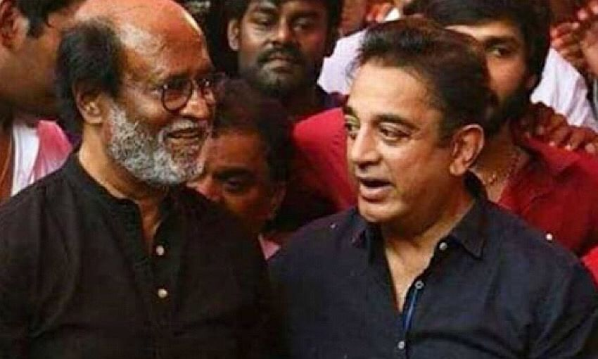 Tamil Nadu politics turns hot after Rajini- Kamal alliance rumour