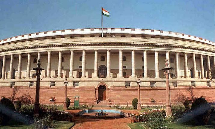 Oppn obstructs proceedings; RS adjourned