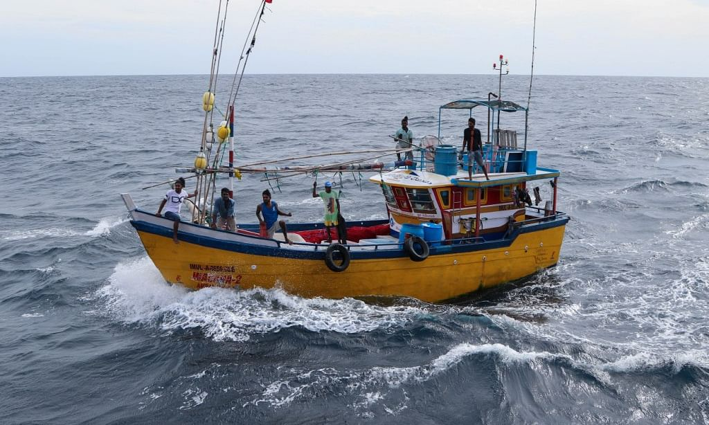 Fishermen not to venture into sea as they are yet to repair their boats