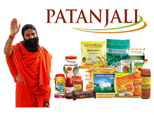 Patanjali goes online, aims Rs 1,000 crore plus business