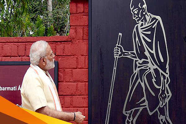 Modi lauds Gujarat-based Muslim organisation, calls for new cleanliness drive