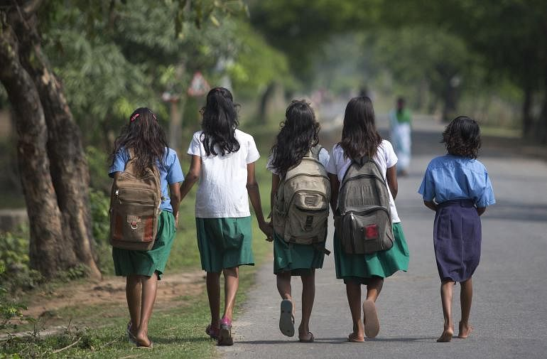 Road Blocks to Girls' Education