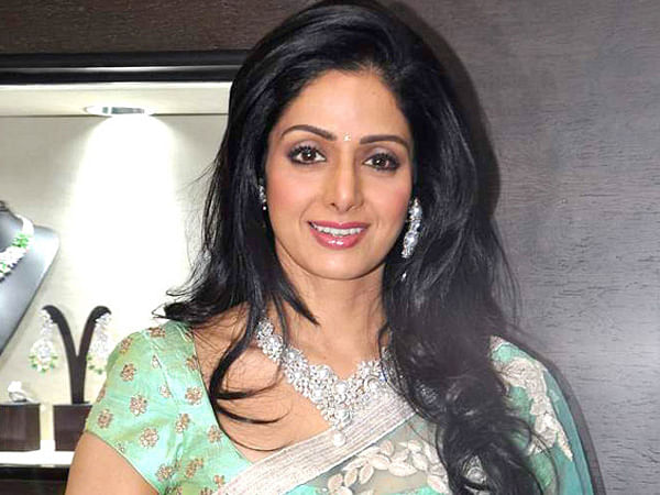 Legendary Bollywood actress Sridevi passes away