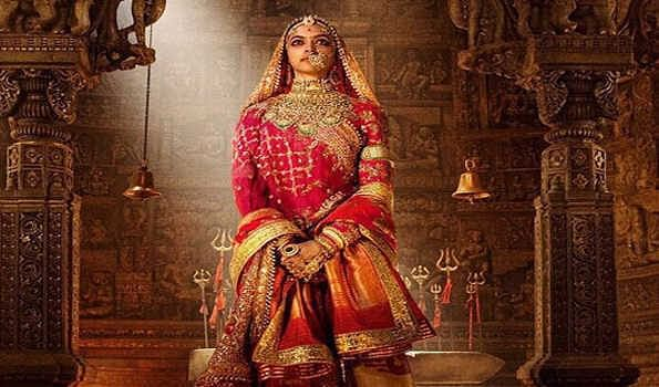 Movie Review 'Padmaavat' : 'Padmaavat' champions cachet of Rajputs