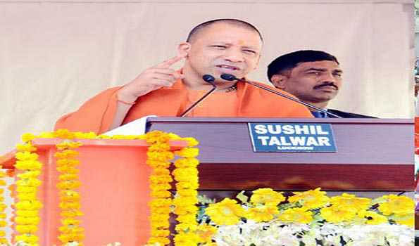 Terrorism, separatism, casteism will be eliminated: UP CM