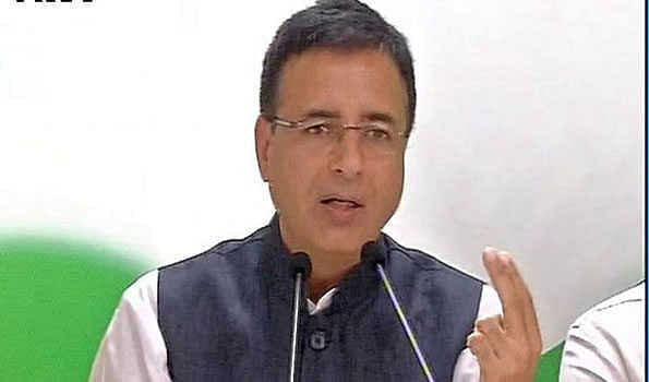 PM Modi presenting projects started by UPA: Cong