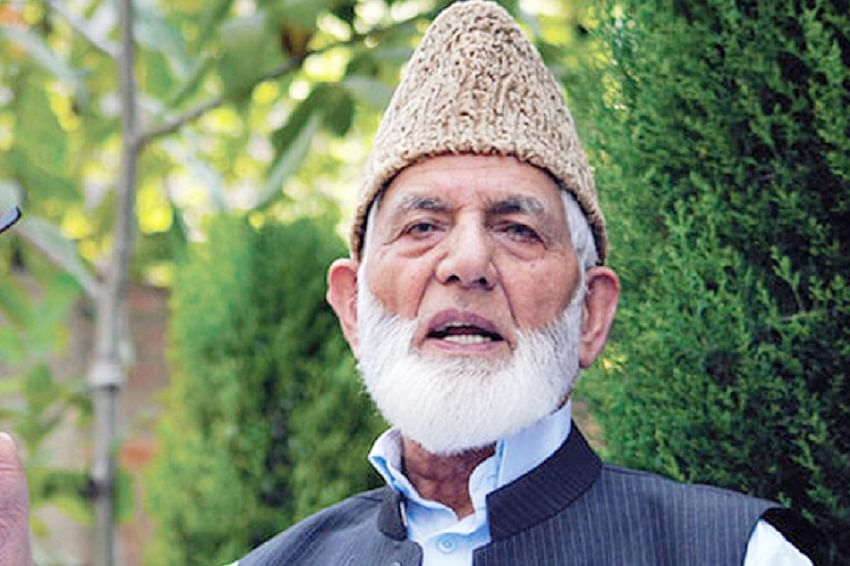 Geelani quits as Hurryiat Chief